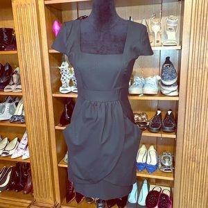 COPY - Tibi pinstripe wool dress